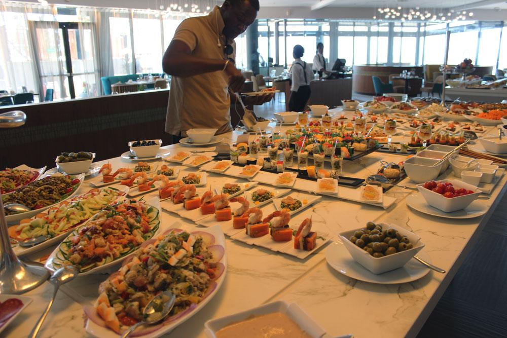 Dakar Restaurant Prix